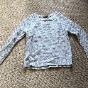 Light Grey sweater (fits like a medium)